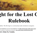 Fight for the Lost City
