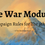 The War Modules