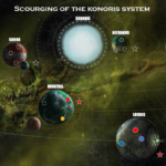 Scourging of the Konoris System