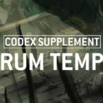 Codex Supplementum: Militarum Tempestus