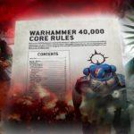 Warhammer 40k 9e Core Rules